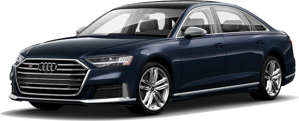 2021 Audi A8/S8