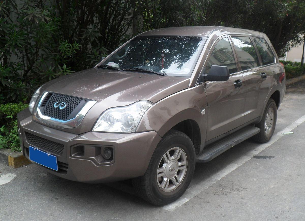 Chery Automobile Co., Ltd. X5