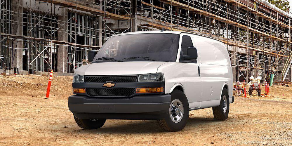 2021  Express Van