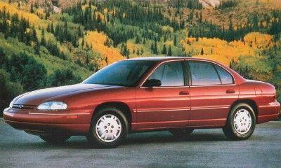 2001 Chevrolet Lumina Banner