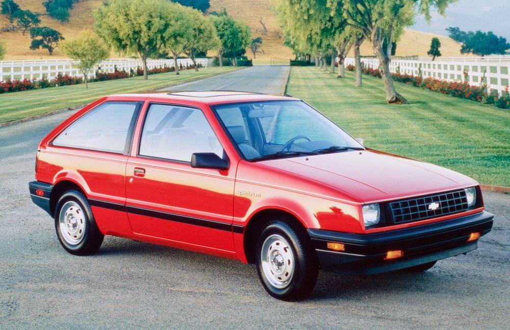 1988 Chevrolet Spectrum