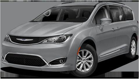 2021 Pacifica Minivan