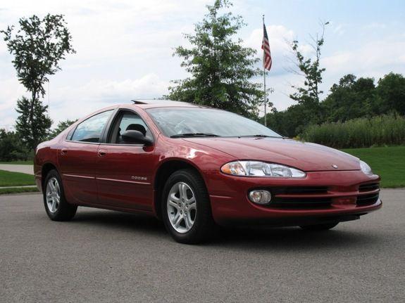 2004 Dodge Intrepid Banner