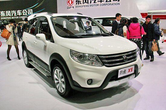 Dongfeng Motor Jingyi SUV