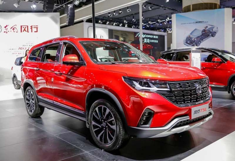 Dongfeng Fengxing T5L