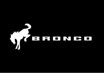 Ford Bronco Banner
