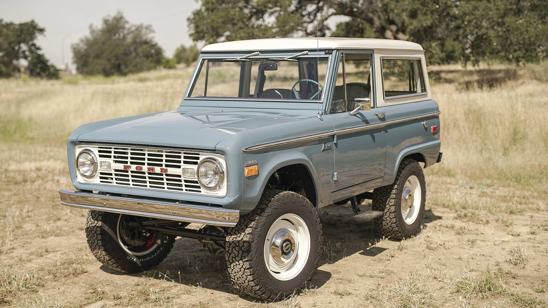 2021 Ford Bronco Banner