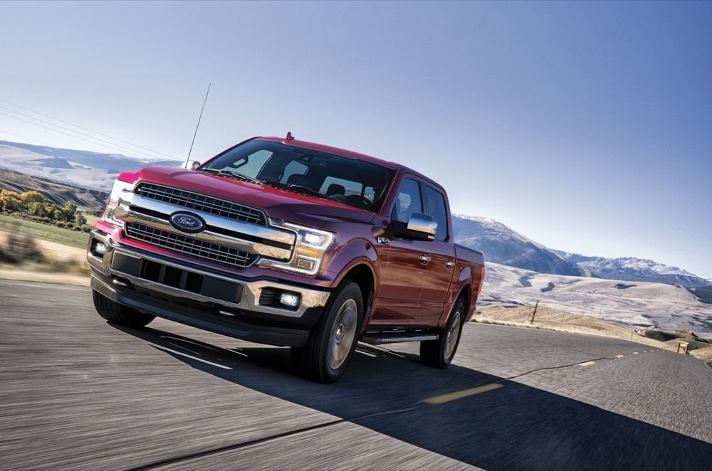 2021 Ford F-Series Banner