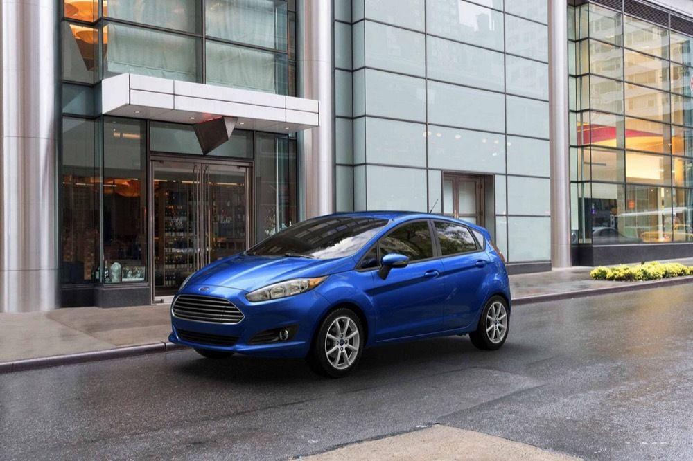 2019 Ford Fiesta Banner