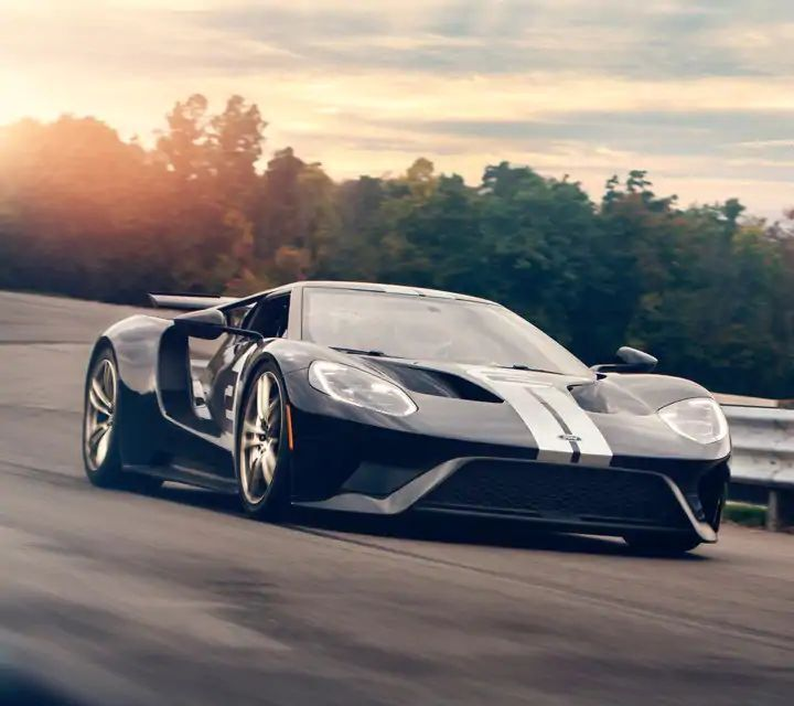 2006 Ford GT Banner