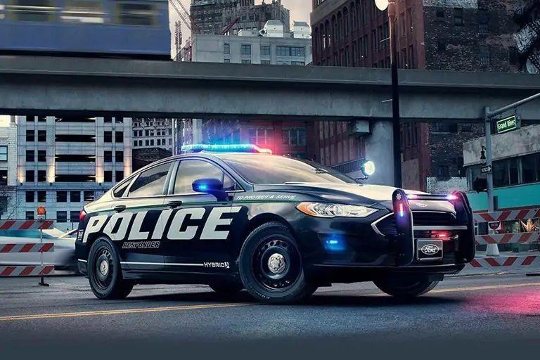 2014 Ford Police Interceptor Sedan Banner