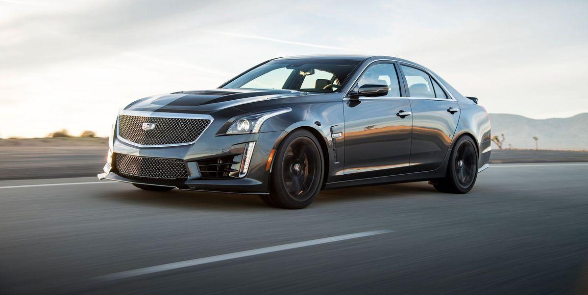 General Motors CTS