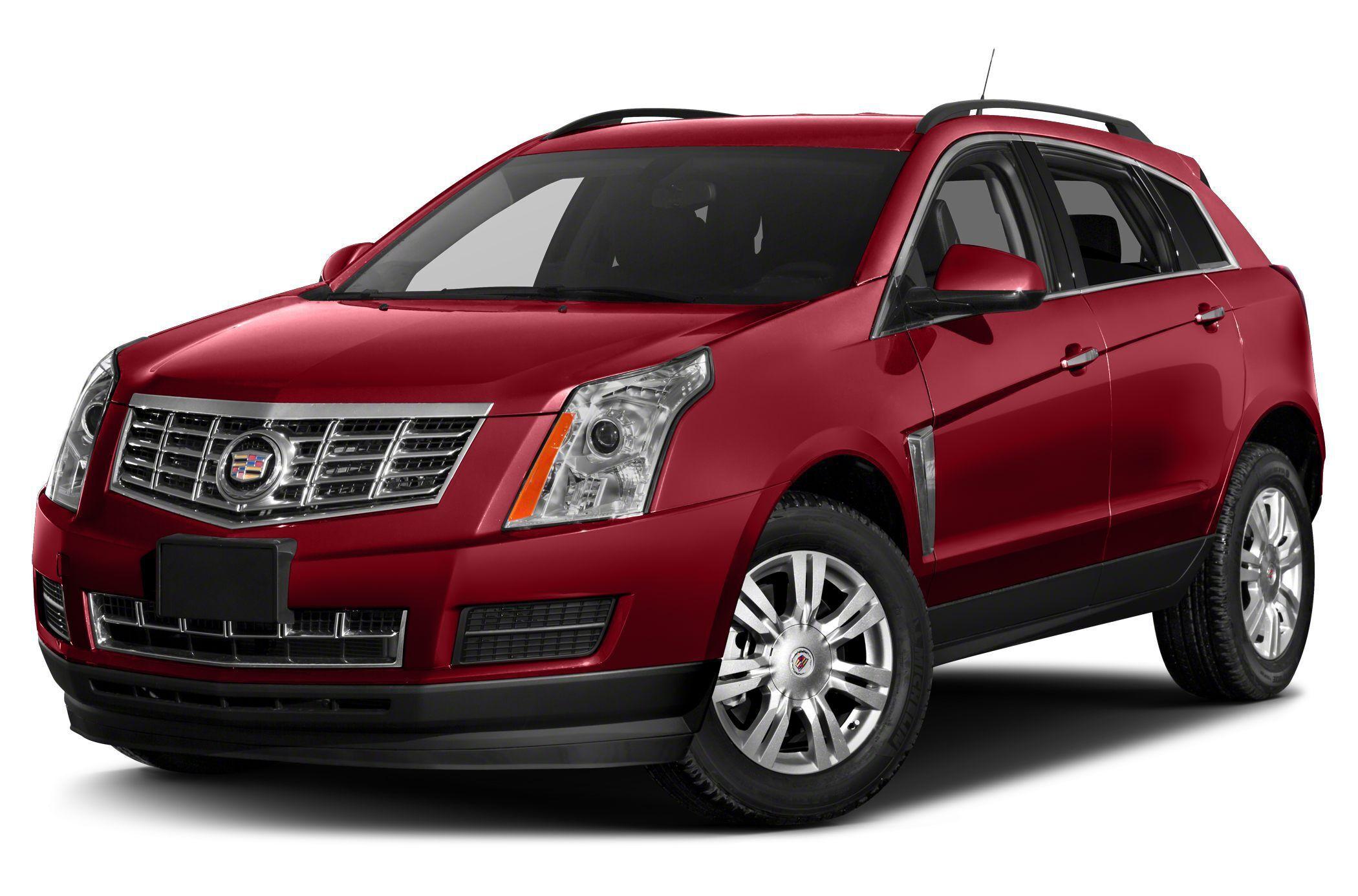 General Motors SRX