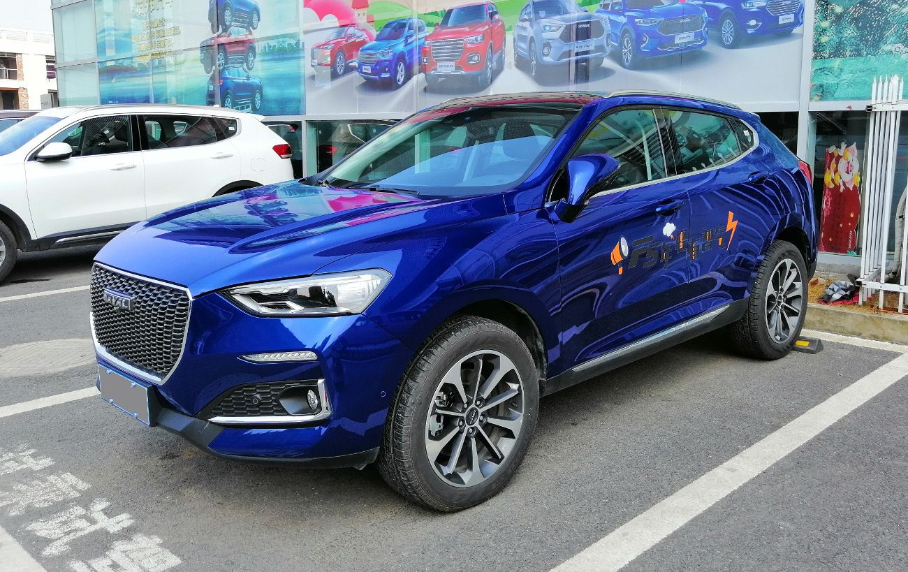 Great Wall Motors F5