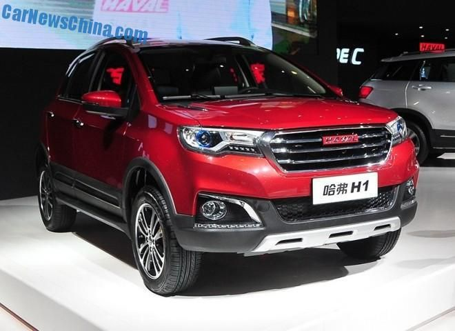 Great Wall Motors H1