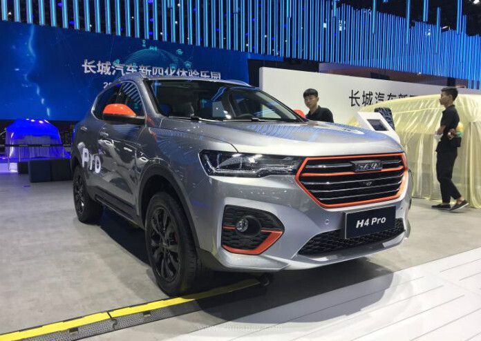 Great Wall Motors H4
