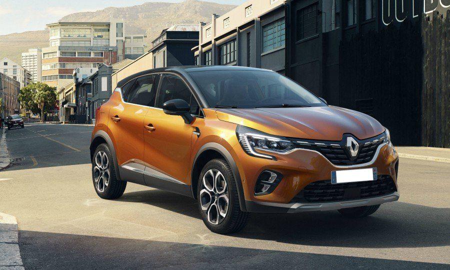 Groupe Renault Captur