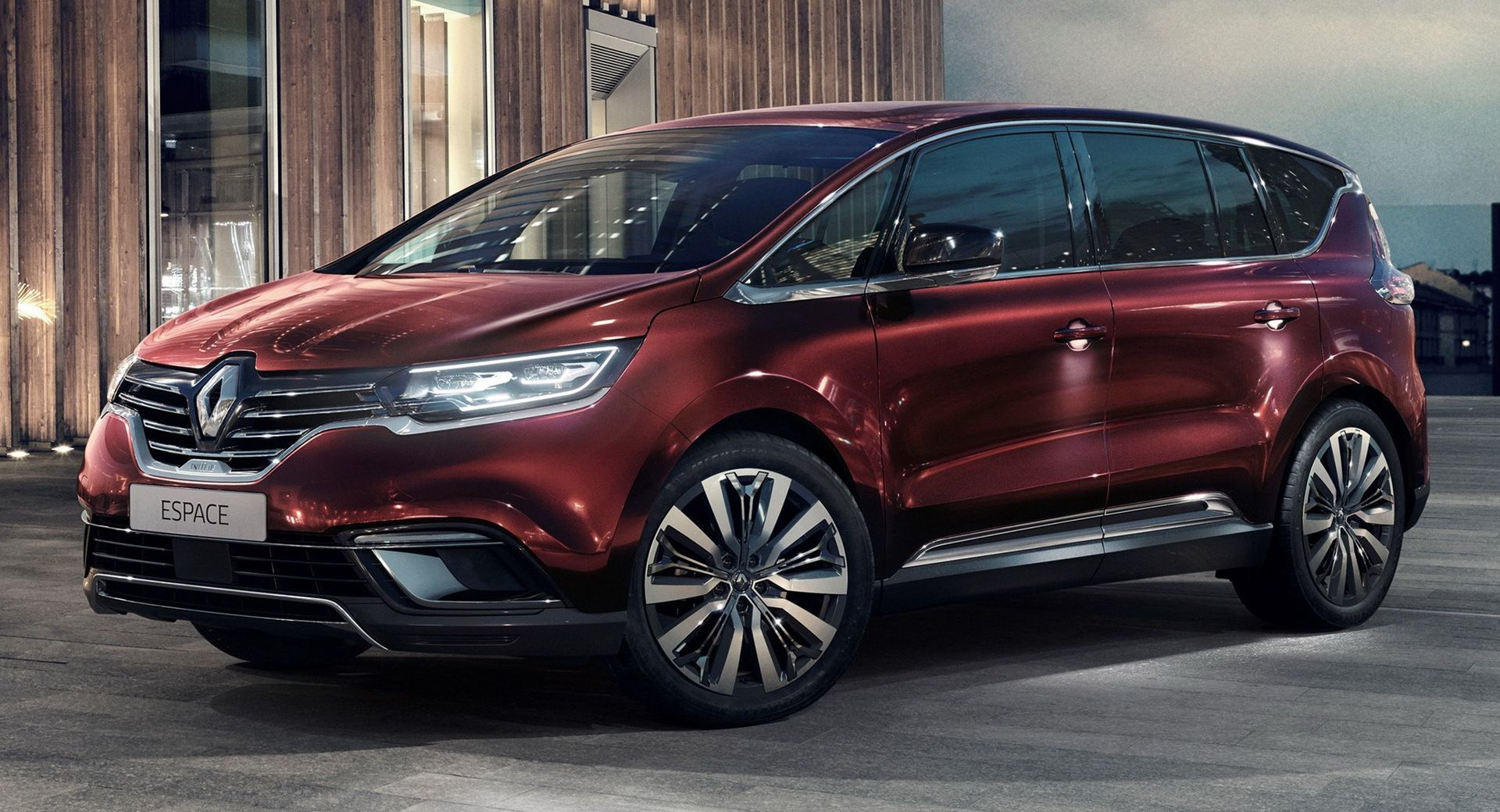 Groupe Renault Espace