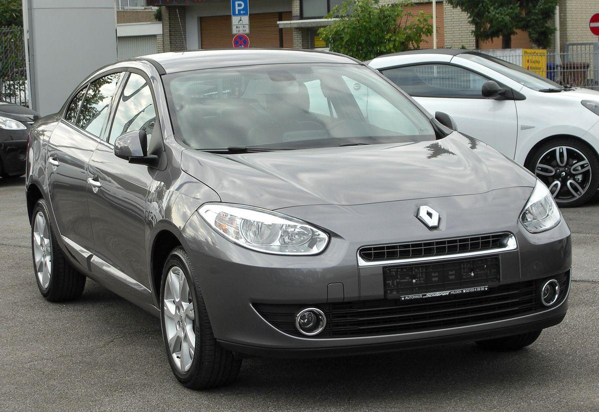 Groupe Renault Fluence
