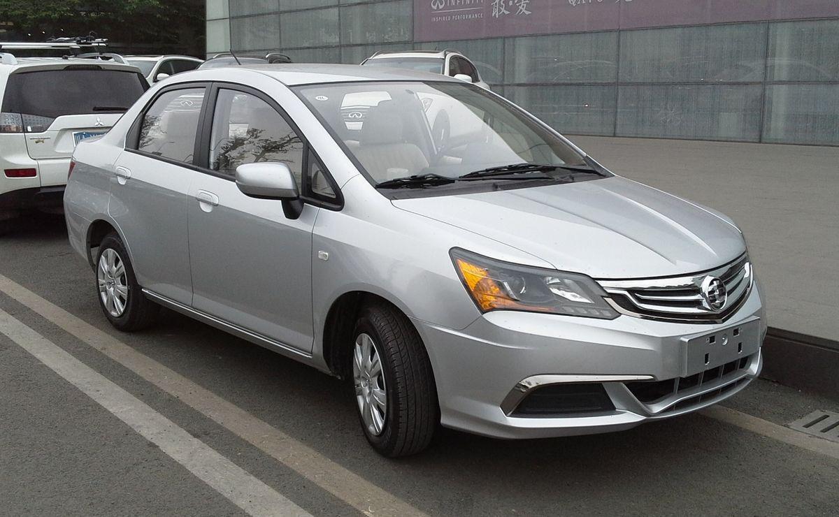 Guangqi Honda S1