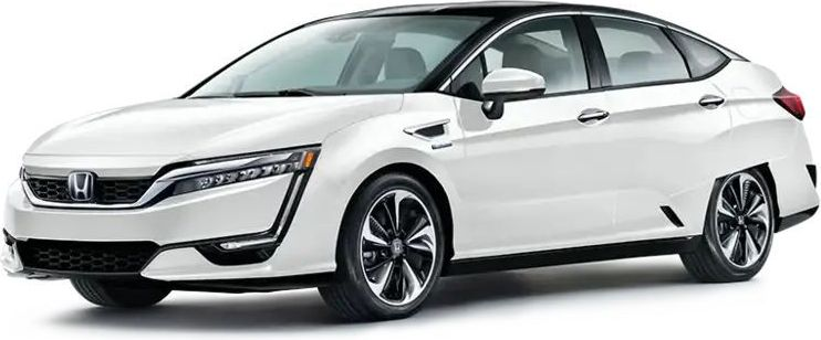 2019 Clarity FCV