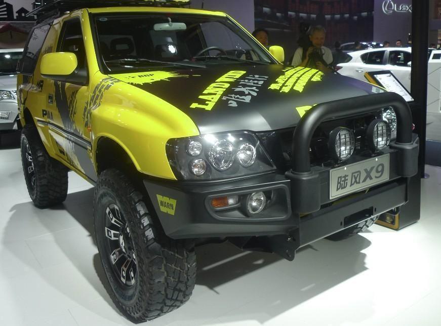 Jiangling Motors Corporation Group X9