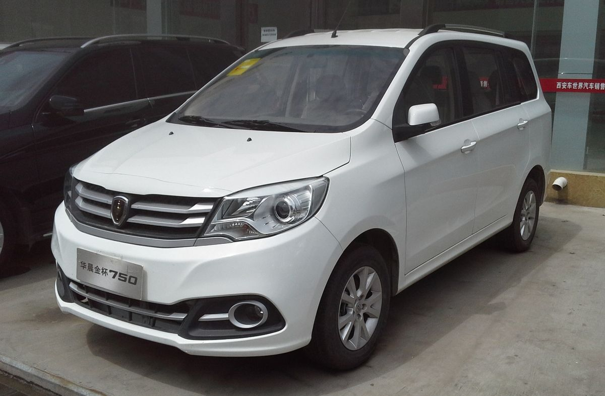 Jinbei 750