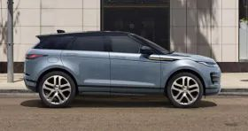 2021 Land Rover Range Rover Evoque Banner