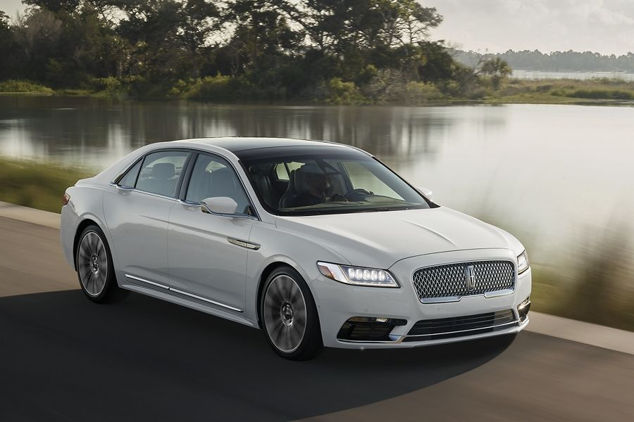 2020 Lincoln Continental Banner