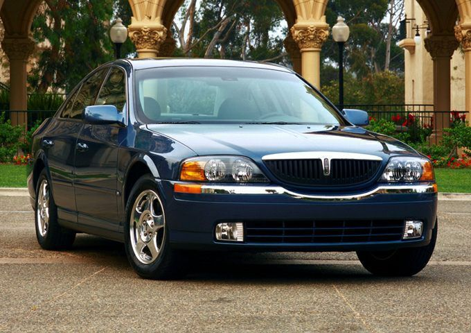2006 Lincoln LS Banner