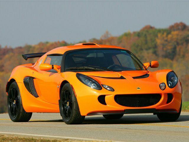 Lotus Cars Elise