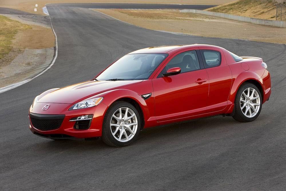 2011 Mazda RX-8 Banner