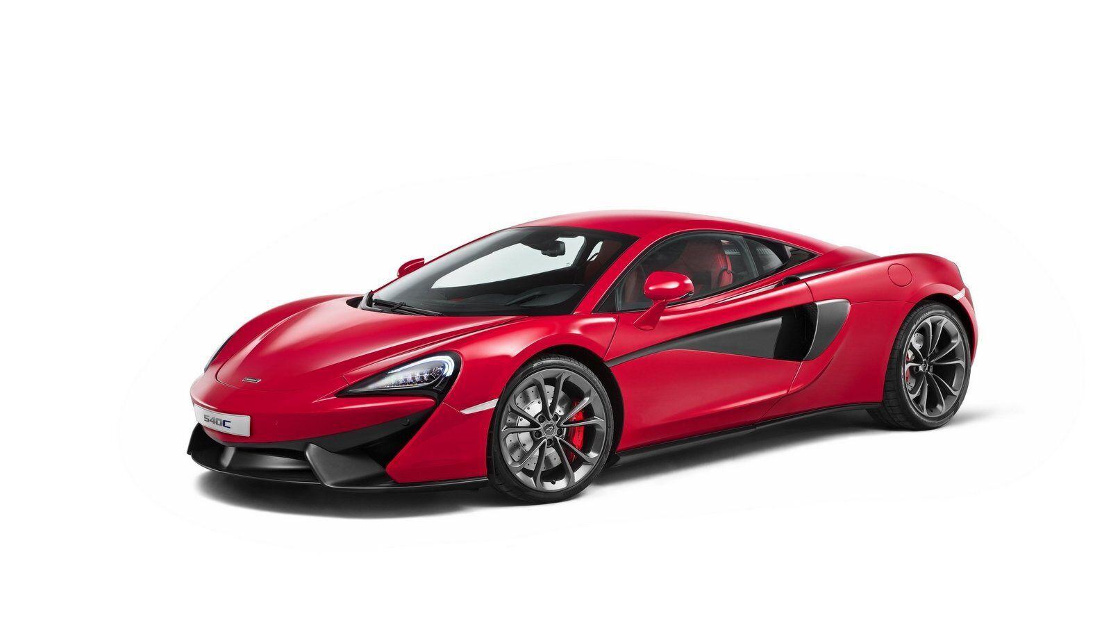 McLaren Automotive 540C