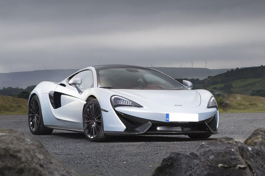 McLaren Automotive 570GT