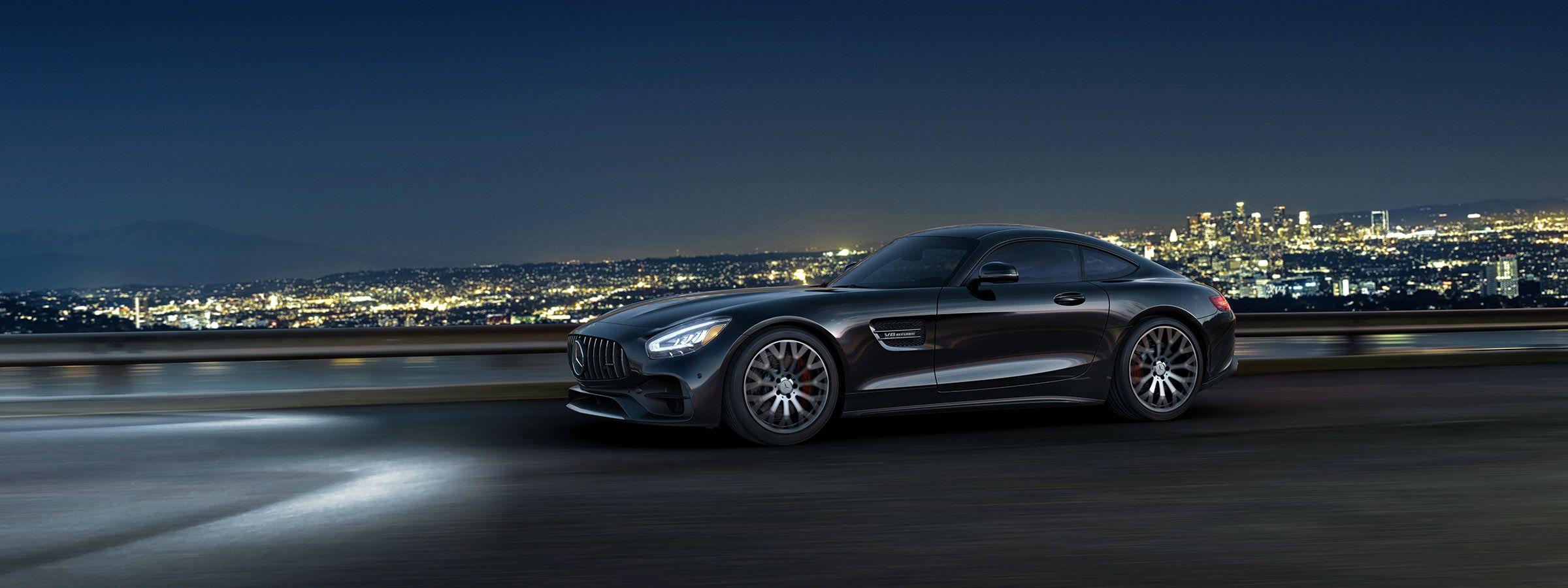 2021 Mercedes-Benz AMG GT Banner