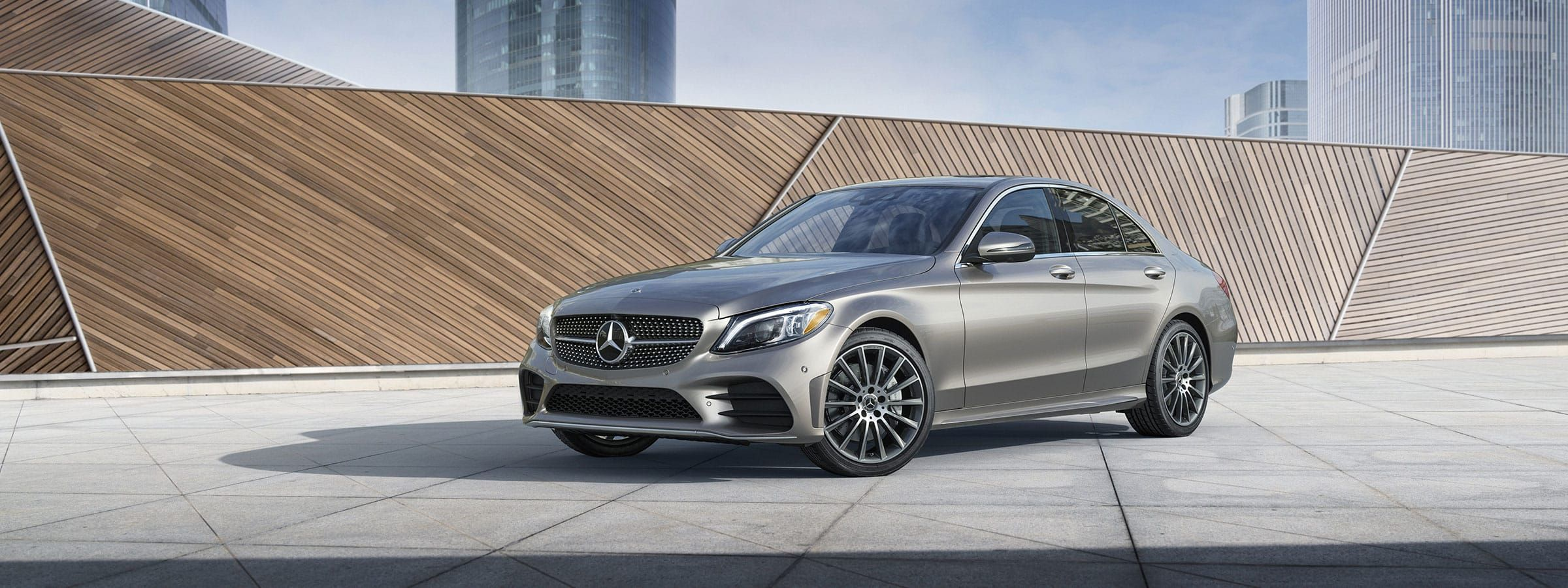 2021 Mercedes-Benz C-Class Banner