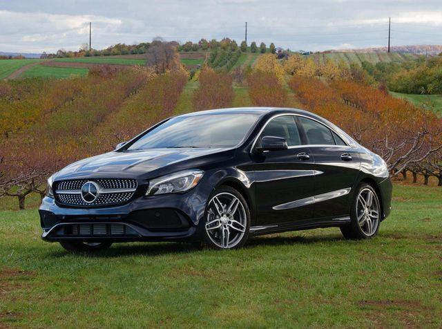 2021 Mercedes-Benz CLA-Class Banner