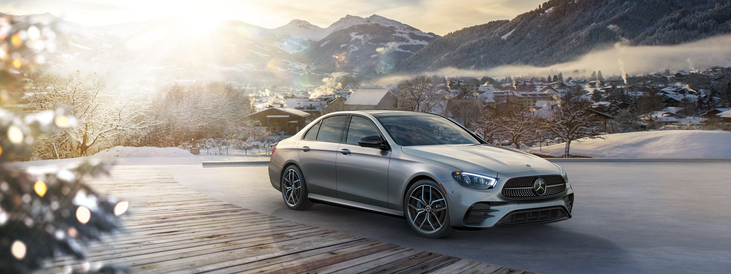 2021 Mercedes-Benz E / CLS-Class Banner