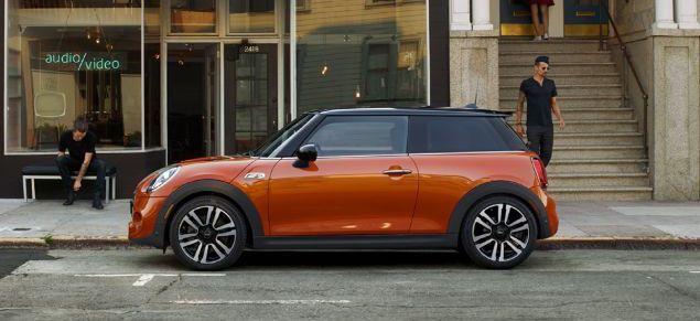 2021 Mini Cooper Hardtop 2-door Banner