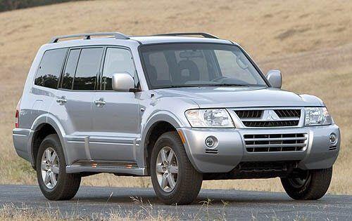 2006 Mitsubishi Montero