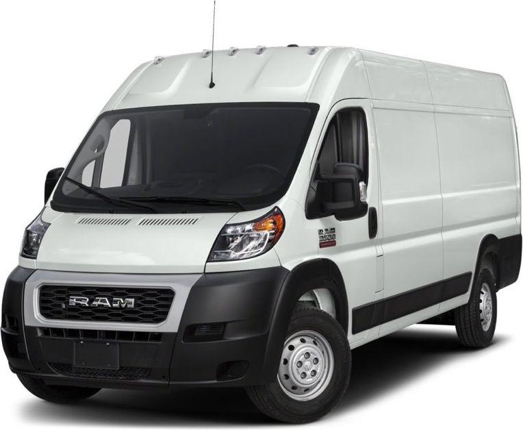2015 Cargo Van