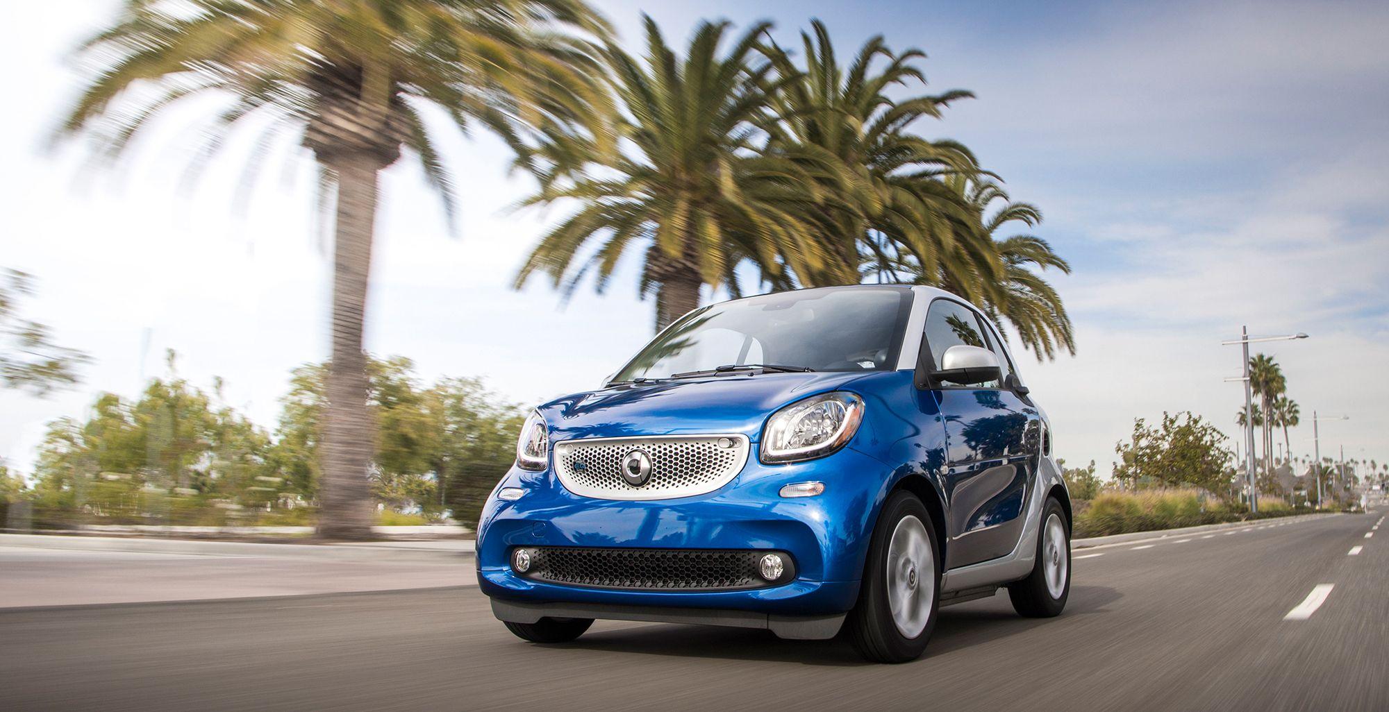 2019 smart smart car Banner