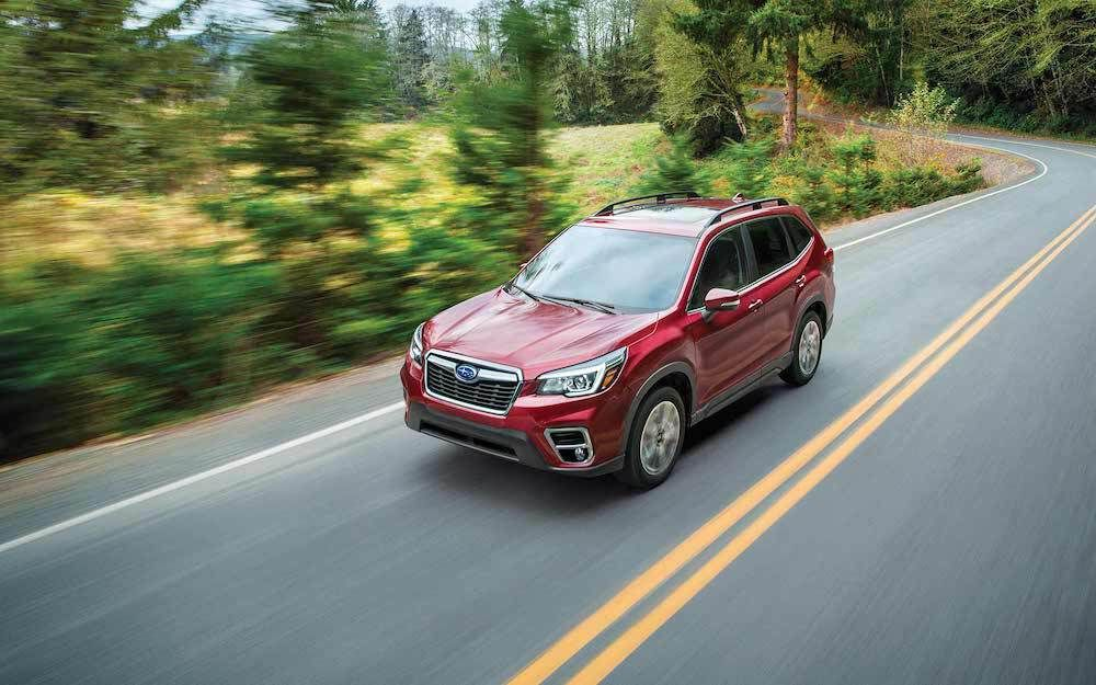 2021  Forester