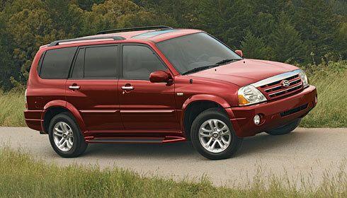 2006 Suzuki XL-7