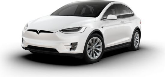 2020 Model X