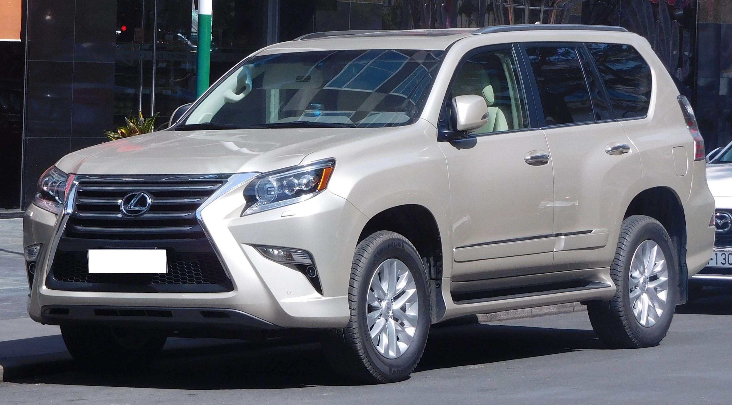 Toyota Motor GX