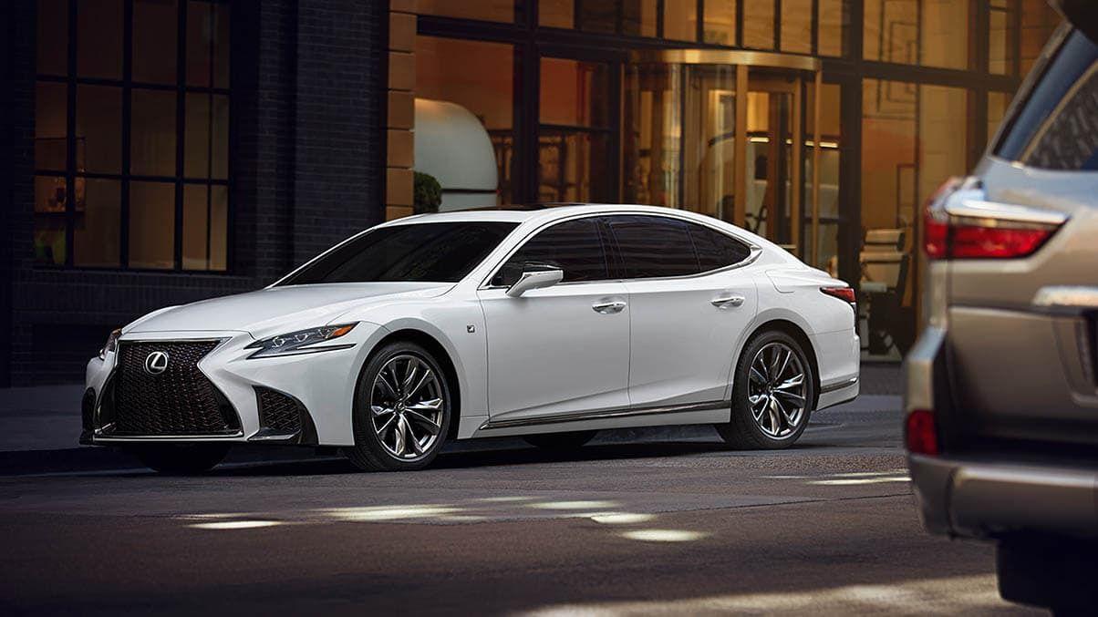 Toyota Motor LS
