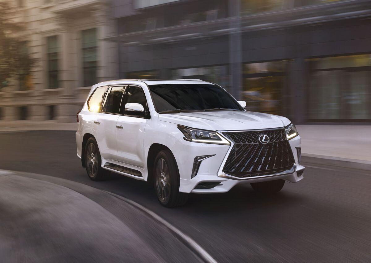 Toyota Motor LX