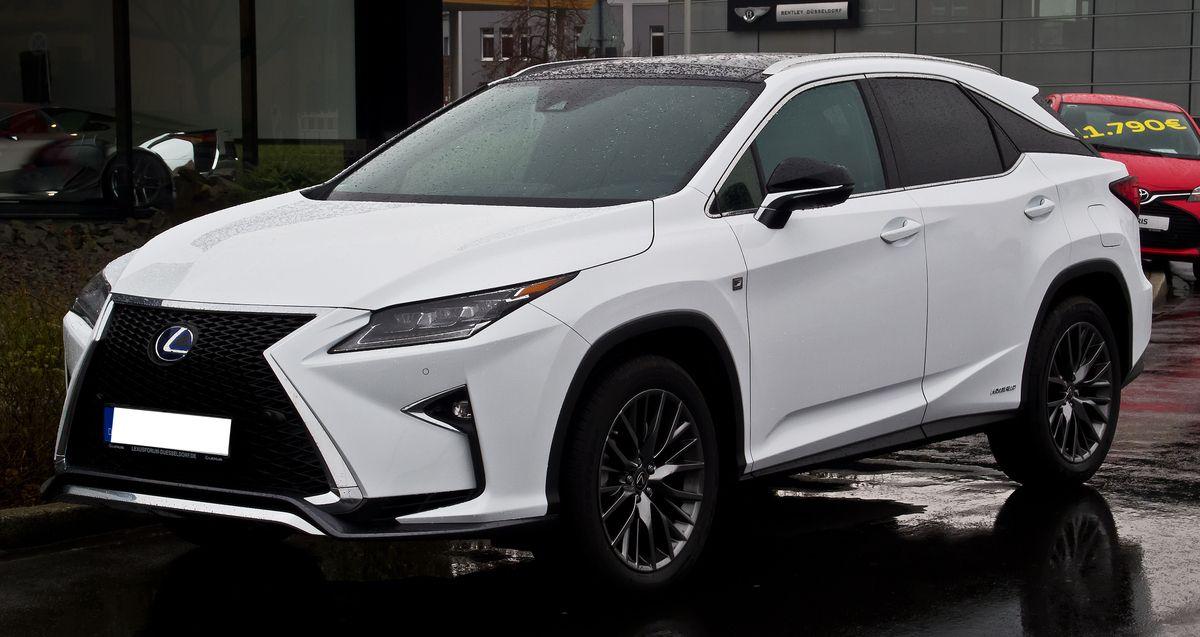 Toyota Motor RX