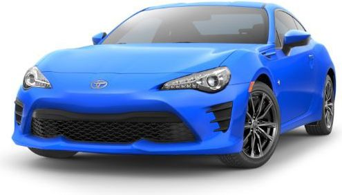 2020 Toyota 86 / FR-S